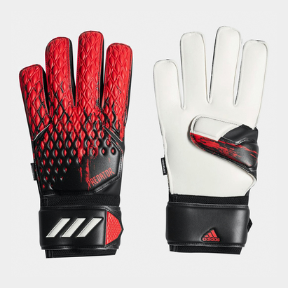 adidas Predator Match Goalkeeper Gloves Fingersave