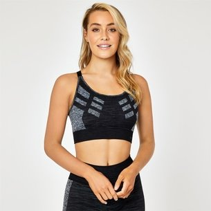 USA Pro Eco Court Reversible Seamless Bra