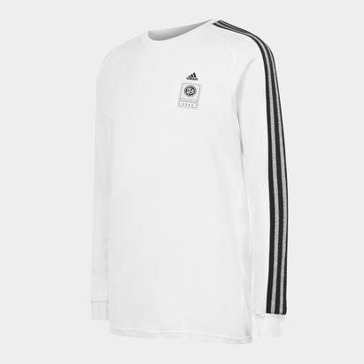 adidas Germany Icon Long Sleeve T-Shirt Mens