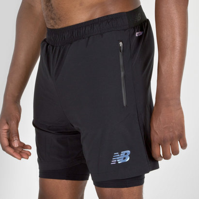 New Balance Pinnacle Tech Training Shorts
