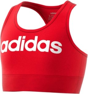 adidas Logo Sports Bra Junior Girls