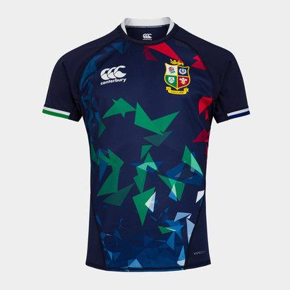 Canterbury British and Irish Lions Training Shirt Mens