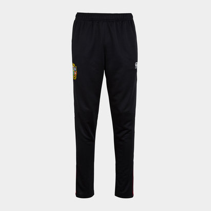 Canterbury British and Irish Lions Poly Knit Track Pants Mens
