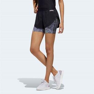adidas Womens Training Workout Womens Shorts