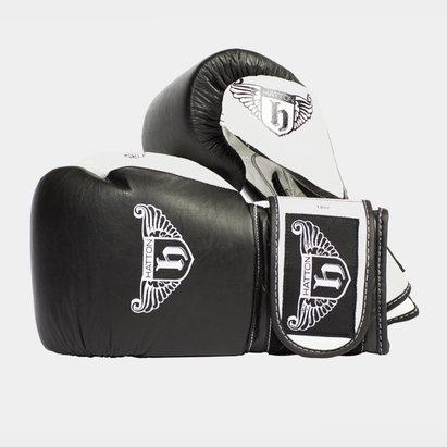 Jordan Hatton Pro Sparring Leather Velcro Glove (pair)