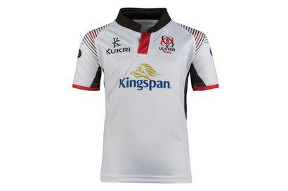 Kukri Ulster 2017/19 Kids Home S/S Replica Rugby Shirt