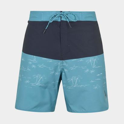 Gul Retro Board Shorts Mens