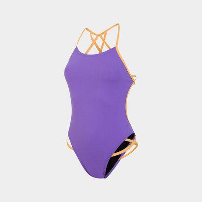 Speedo Tieback Swimsuit Ladies
