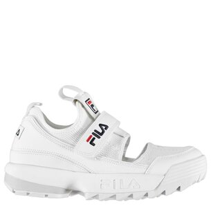 Fila Disruptor Ladies Half Sandals