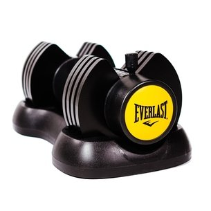 Everlast 12.5kg Adjustable Dumbbell