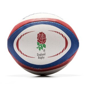 England Official Replica Mini Rugby Ball