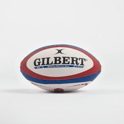 Gilbert England Official Replica Mini Rugby Ball