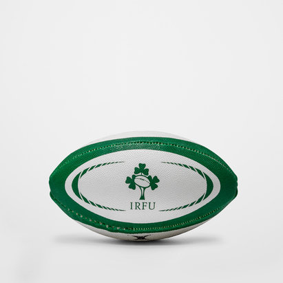 Gilbert Ireland Official Replica Mini Rugby Ball