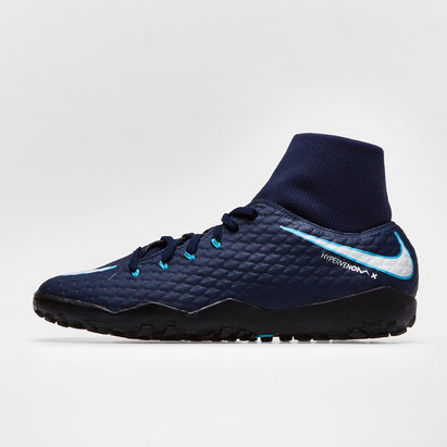 Nike HypervenomX Phelon III Dynamic Fit TF Football Trainers