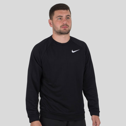 Nike Dry Crew Neck Fleece Training Sweater