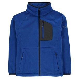 Columbia Fast Trek II Full Zip Fleece Jacket Junior Boys