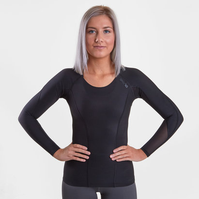 Skins DNAmic Long Sleeve Top Ladies