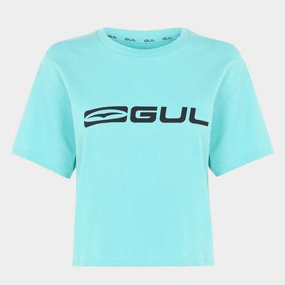 Gul Crop T Shirt Ladies