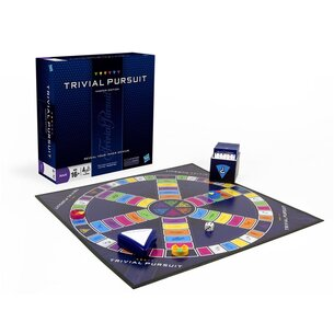 Hasbro Trivial Pursuit Master Edition Board Game