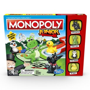 Hasbro Junior Monopoly