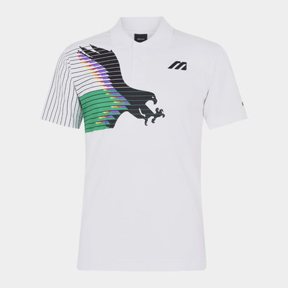 Mizuno 90s Retro Eagle Tennis Polo Shirt