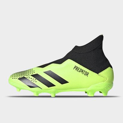 adidas Predator 20.3 Laceless Childrens FG Football Boots