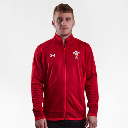 Under Armour Wales WRU 2018/19 Track Jacket