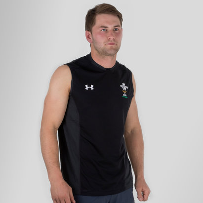 Under Armour Wales WRU 2018/19 Players Rugby Training Singlet