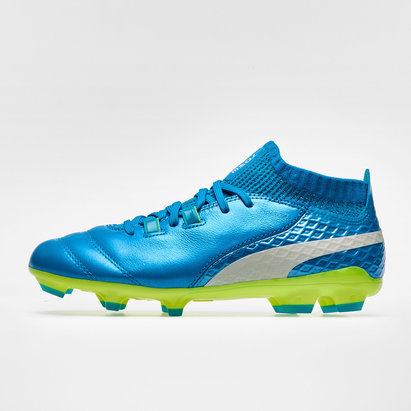 Puma One 17.1 Kids FG Football Boots