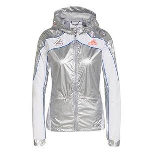 adidas Space Race Running Jacket Ladies
