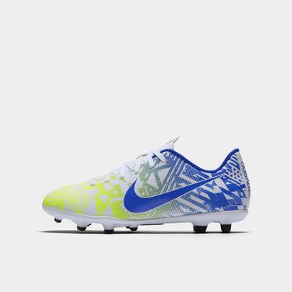 Nike Mercurial Club Firm Ground Football Boots Junior Boys