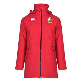 Canterbury British and Irish Lions Waterproof Jacket Mens