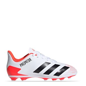 adidas Predator 20.4 Firm Ground Football Boots Junior Boys