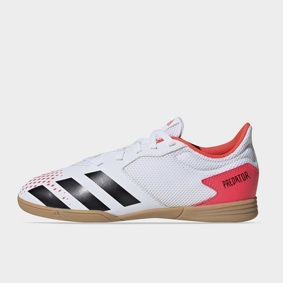 adidas Predator Sala 20.4 Junior Indoor Football Trainers