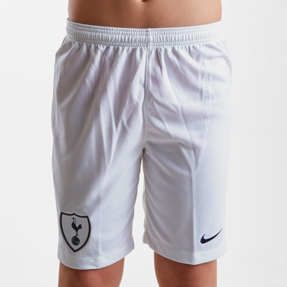 Tottenham Hotspur 17/18 Kids Away Football Shorts