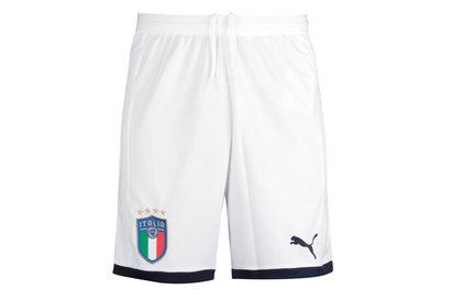Puma Italy 17/18 Home Replica Football Shorts