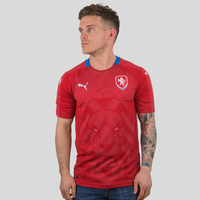 Puma Czech Republic Home Shirt 2018