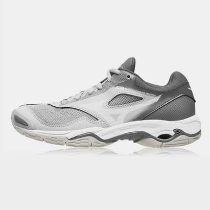 Mizuno Wave Phantom 2 Ladies Netball Trainers