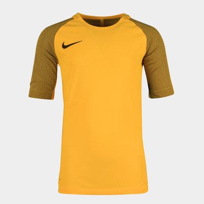 Nike Aeroswift Strike Kids S/S Foootball Shirt