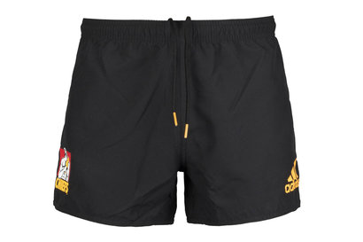adidas Chiefs 2019 Home Players Super Rugby Shorts