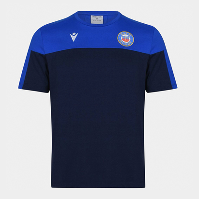 Macron Bath 20/21 Training Poly T-Shirt Mens
