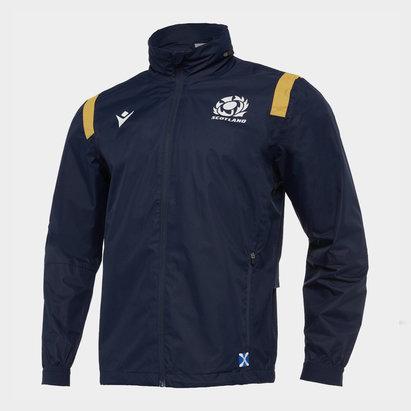 Macron Scotland Waterproof Full Zip Jacket Mens