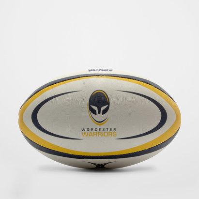 Gilbert Worcester Warriors Replica Rugby Ball