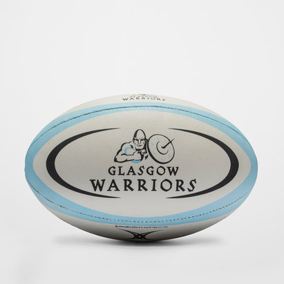 Gilbert Glasgow Warriors Replica Ball