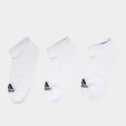 adidas 3 Pack Crew Socks Mens