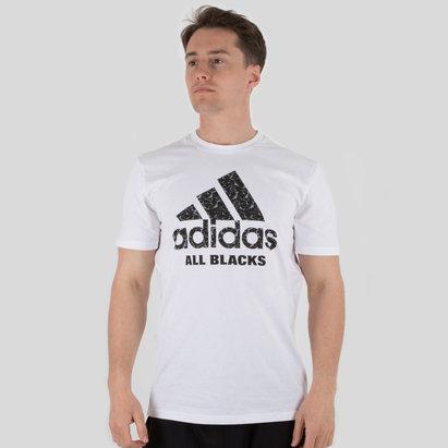 adidas New Zealand All Blacks Mens Graphic Tee