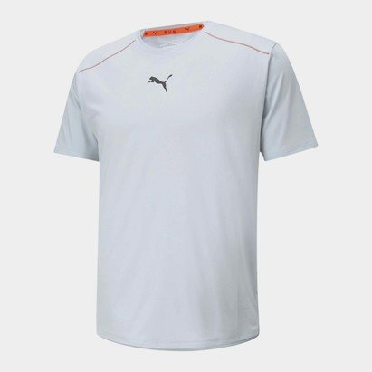 Puma COOLadapt Running Tee Shirt Mens