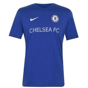 Nike Chelsea FC Match T Shirt Mens