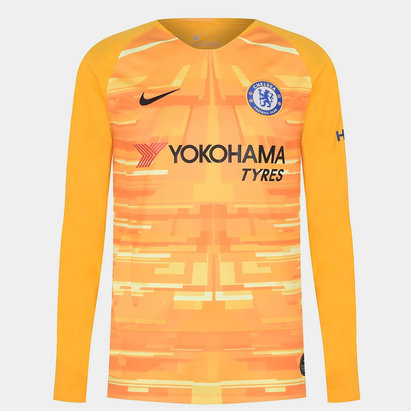 Nike Chelsea FC Home Goalkeeper Jersey Mens