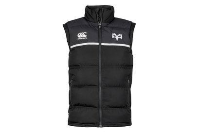 Canterbury Ospreys 2017/18 Padded Rugby Gilet